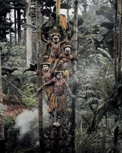 Gogine boys, Goroka, Eastern Highlands, Papua New Guinea, 2010