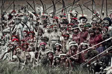 Baliem Valley Festival, Papua Indonesia