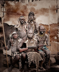 Living in the lower Omo Valley