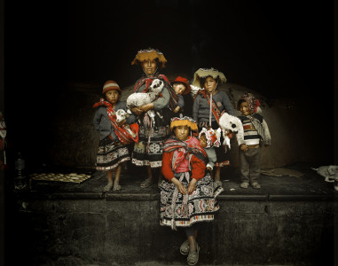 Chincha Family , Cuzco