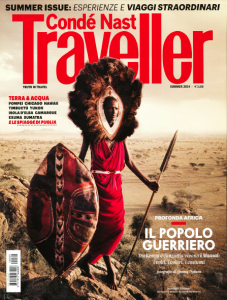 Conde Nast Traveller, Italy